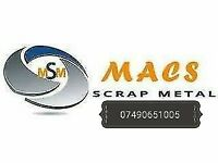 Mac's Scrap Metal Free Collection
