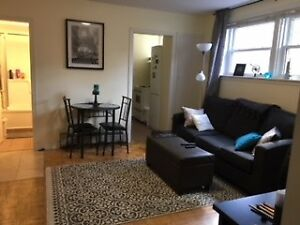 COZY, FURNISHED 1 BEDROOM in HALIFAX SOUTH