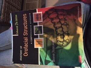 Dental Hygiene/Dental Assisting/Anatomy TEXTBOOKS