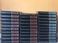 Encyclopaedia Britannica 1981 very good condition - full set