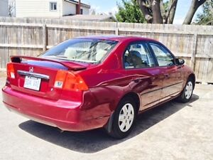 2003 Honda Civic DX Sedan