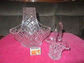 crystal baskets & more!