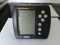 Garmin Fishfinder 100 with all the usual specs, like new, NO CABLES due to boat theft ring for detai