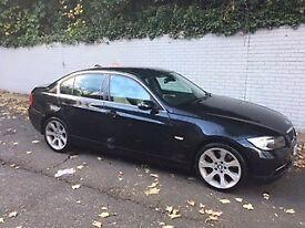 BMW 335D SE (auto) in black