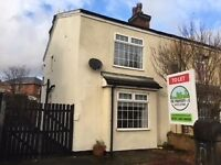 lovely 2 bed cottage in Ainsdale, PR8 3LT, unfurn, GCH, D/Glazing, Pking, close to shops, view ess