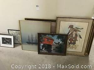 Collection of Art A