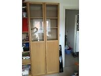 "Ikea ""Billy"" Bookcase in Oak Veneer"