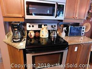 Kitchen appliances and more A