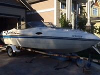 21 ft STINGRAY POWERBOAT (94)
