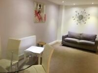 exec 1 bed fully furn apt utility bills incl close to city ctr, L7 2PN dg, gch, must view