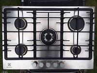 Electrolux EGG7353NOX 5 Burner Gas Hob