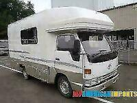 FRESH IMPORT TOYOTA DYNA DIESEL TOWNACE MOTORHOME AUTOMATIC HIACE CAMPERVAN RV