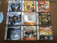 9 ds games for sale