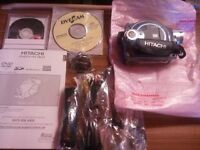 Hitachi DVD video camera/camcorder DZ-MV 1000E (PAL) all working (Sherwood NG5)