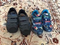 2 pairs of Geox trainers, shoes size 10 just 6 pounds for both pairs
