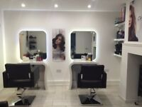 Nail Bar and Hairdresser Chairs Available For Rent Salon Near southampton City Centre