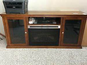 Cabinet Fireplace C