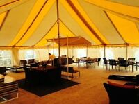 40ft X 40ft function tent