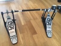 Tama HP300TWB Iron Cobra Junior Double Bass Drum Pedal (Excellent Condition)