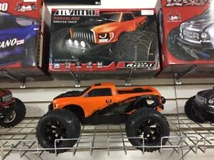 Fast, Fun, Affordable RC's from Redline Hobby!