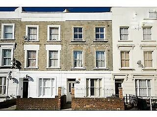 Fantastic Airy Studio Flat With Wifi, Near Shops and Station. 5 mins to King's Cross. Bills Inc.