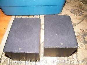 JVC Surround Speakers