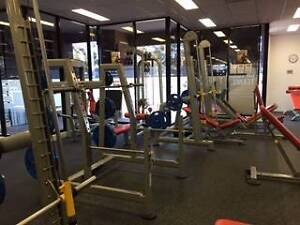 Commercial Gym PACKAGE - MUST SELL - MAKE AN OFFER! Capital Hill South Canberra Preview