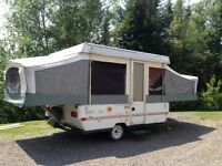 Jayco Qwest 10' Pop Up Camper