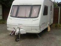Swift corniche 2004 caravan