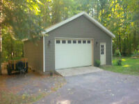 Garages - Custom built from $8,999 – Book Now and Save!