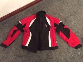 Frank Thomas Textile Jacket (Medium)