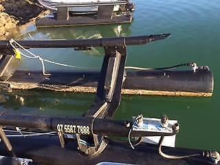 Air Berth M320 Floating Boat Lift Pontoon