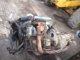 Landrover discovery 300tdi engine