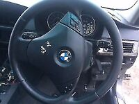bmw e60 5 series se steering and air bag for sale kit available call parts