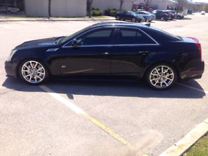 Cadillac CTS-V Supercharged