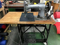 Singer Sewing Machine with Table 132K6 Walking Foot Heavy Duty.