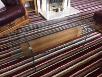 Stark Glass Coffee Table