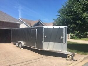"""29'8"""" Trailer for sale"""