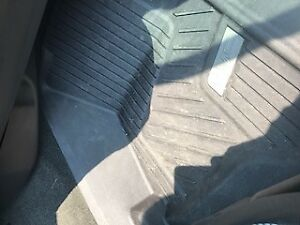 Fitted floor liners