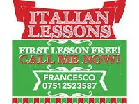 Italian lessons: a journey of the mind!