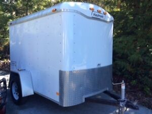 PRICE REDUCED 2009 Cargo Trailer