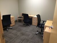 Cluster Offices: Afforable Space Just Right For Your Business!