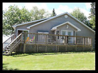 195 GRAND POINT ROAD - BEAUTIFUL WATERFRONT!