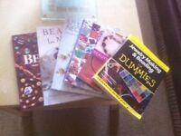 craft books job lot