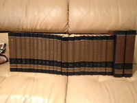 World Book Encyclopedia with two dictionary volumes