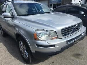 2007 VOLVO XC-90 163000KM, FULLY LOADED, REALLY CLEAN!