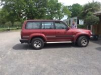 Classic Landcruiser for Sale - Barely worn in but being sold to move