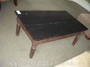 Vintage Wooden Coffee Table B