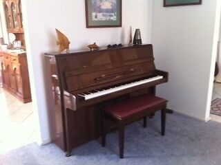 Piano - Modern Upright Palmerston Gungahlin Area Preview