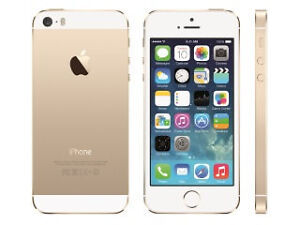 Rogers iPhone 5s in Gold
